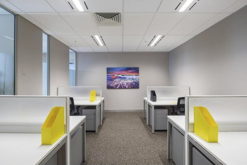 Dedicated desk at Grenfell Street, image 1