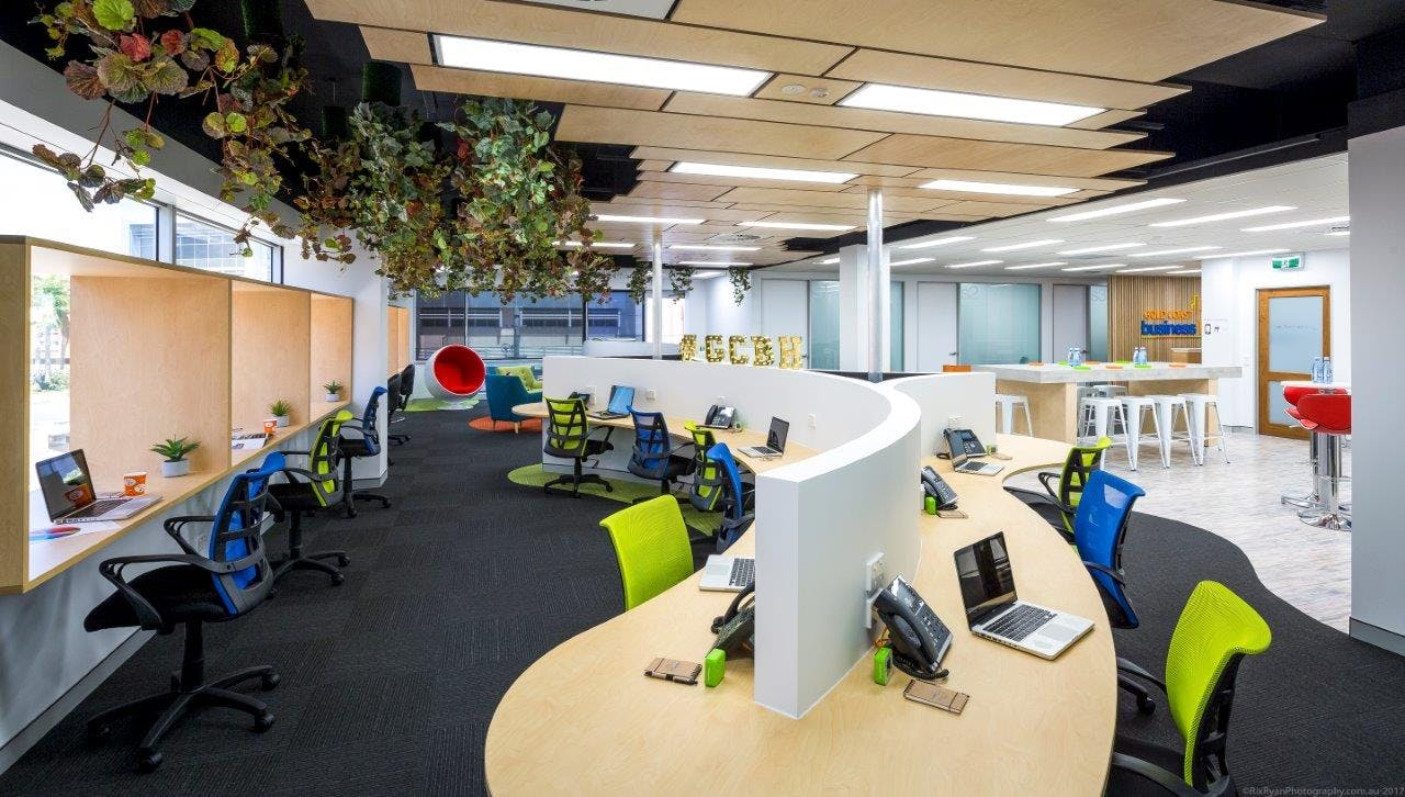 Day Desks, coworking at Gold Coast Business Hub, image 1