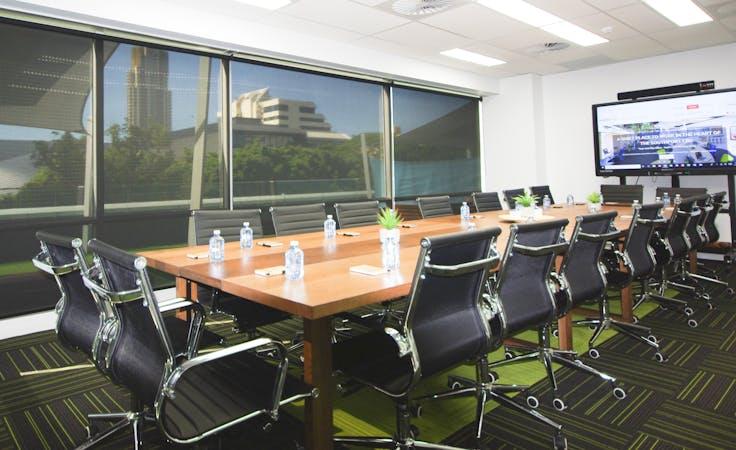 Boardroom, meeting room at Gold Coast Business Hub, image 1