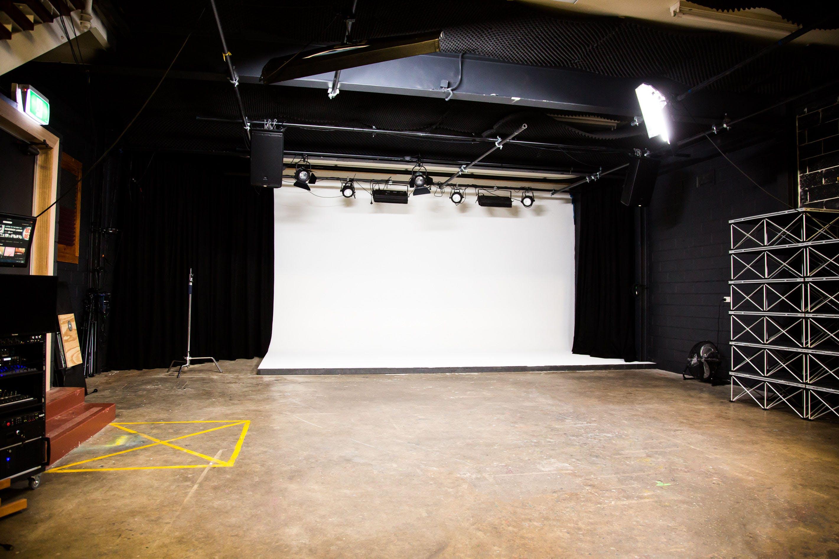 Main Studio, creative studio at Stupid Old Studios, image 1