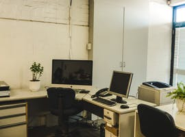 Shared office at Morning Star Press, image 1