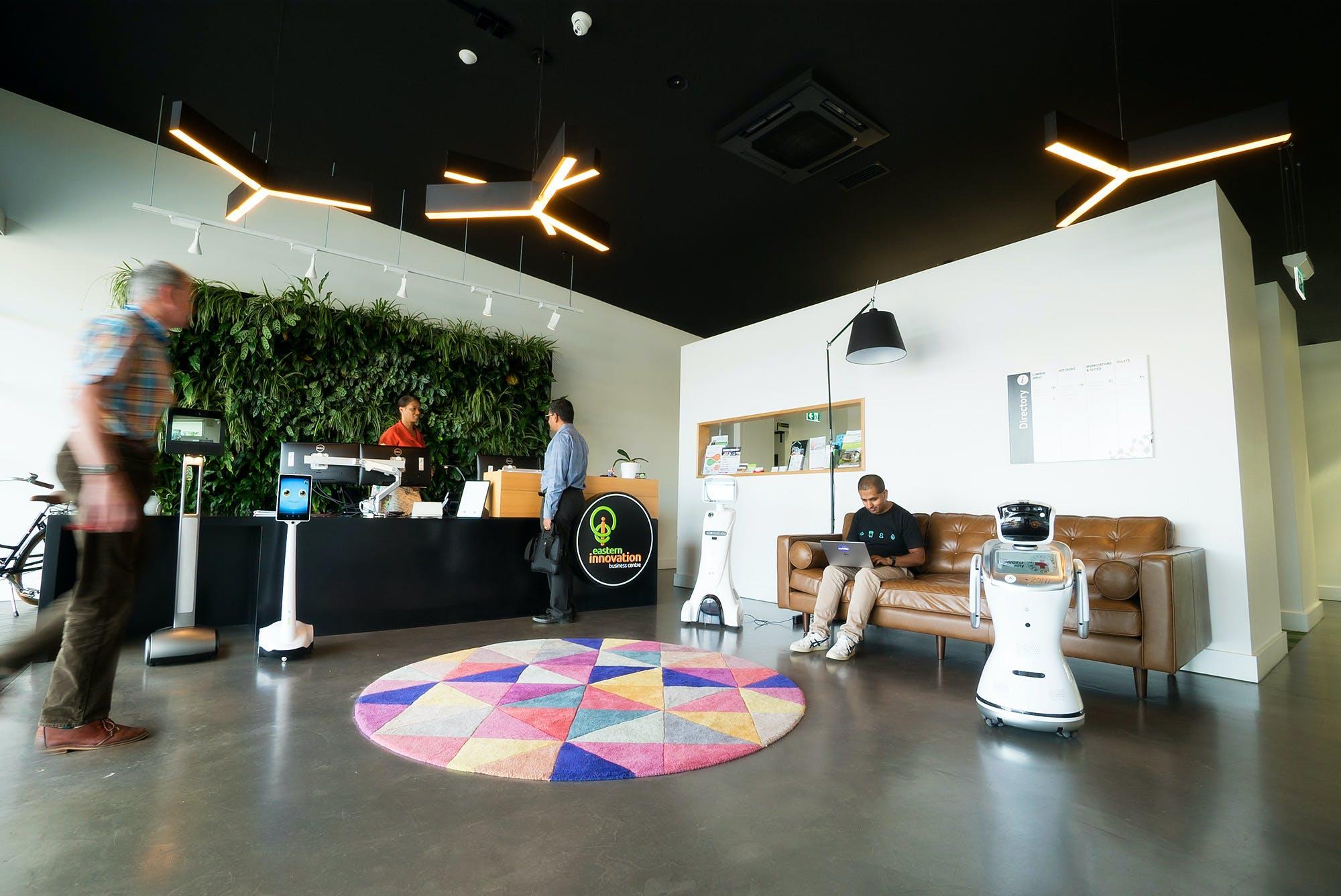 Training Room Single, training room at Eastern Innovation Business Centre, image 4