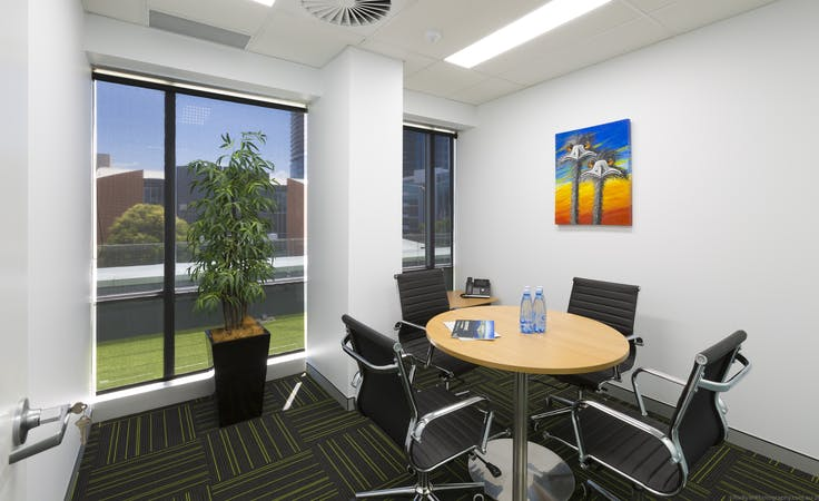 Room 1, meeting room at Gold Coast Business Hub, image 1
