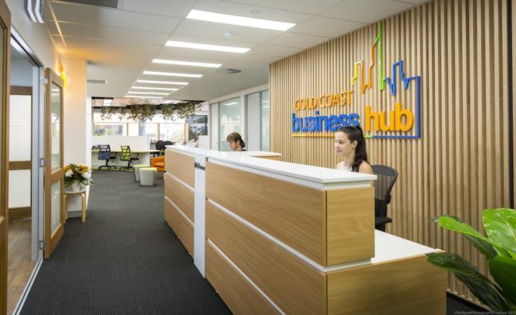 Mediation Room, meeting room at Gold Coast Business Hub, image 2