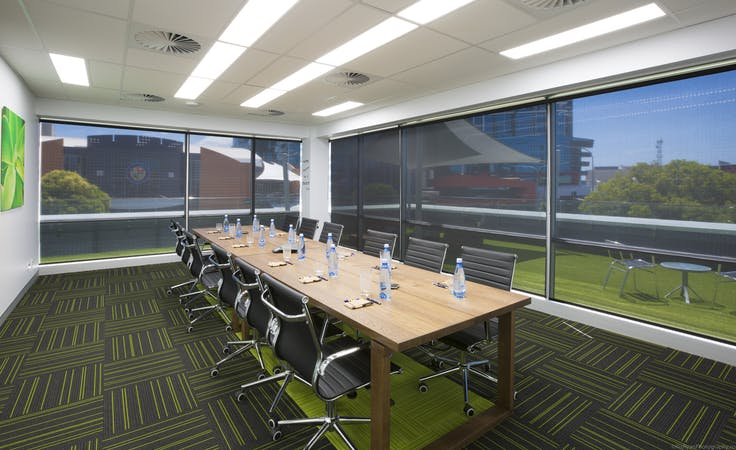 Training room at Gold Coast Business Hub, image 1