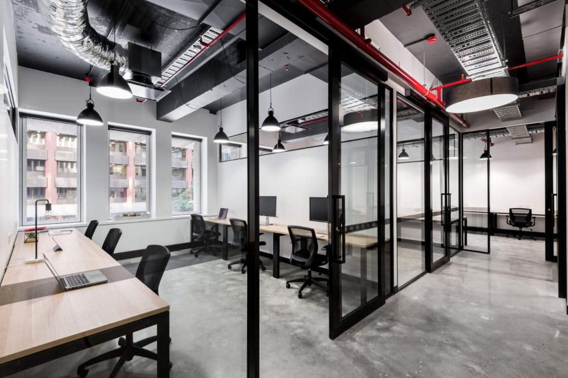 Private office at FLUX, image 1