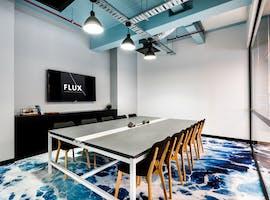 Watsons, Evans, meeting room at FLUX, image 1