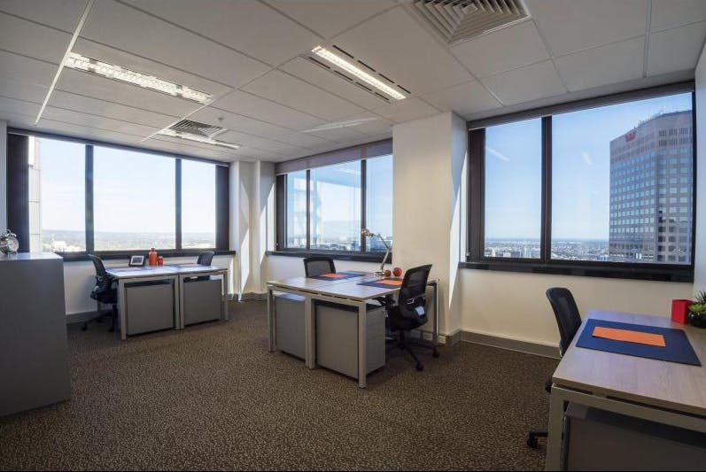 Private office at Grenfell Street, image 1