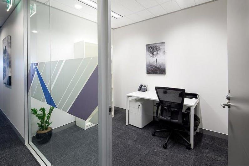 Private office at Martin Place, image 1