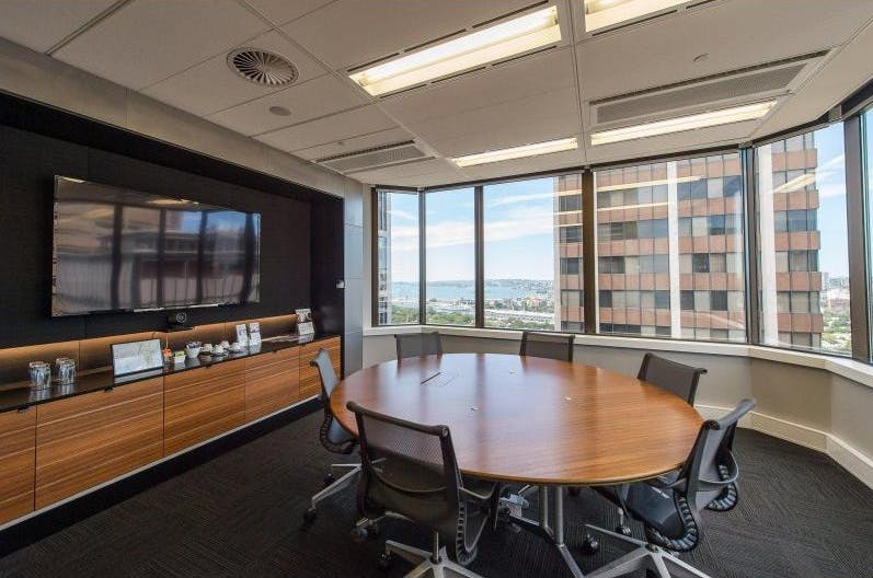 Private office at Martin Place, image 8