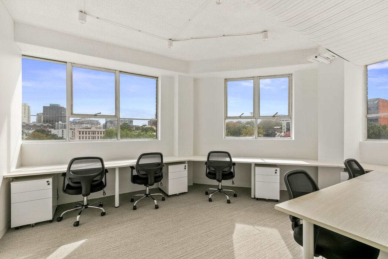 Private office at Emerge, image 2