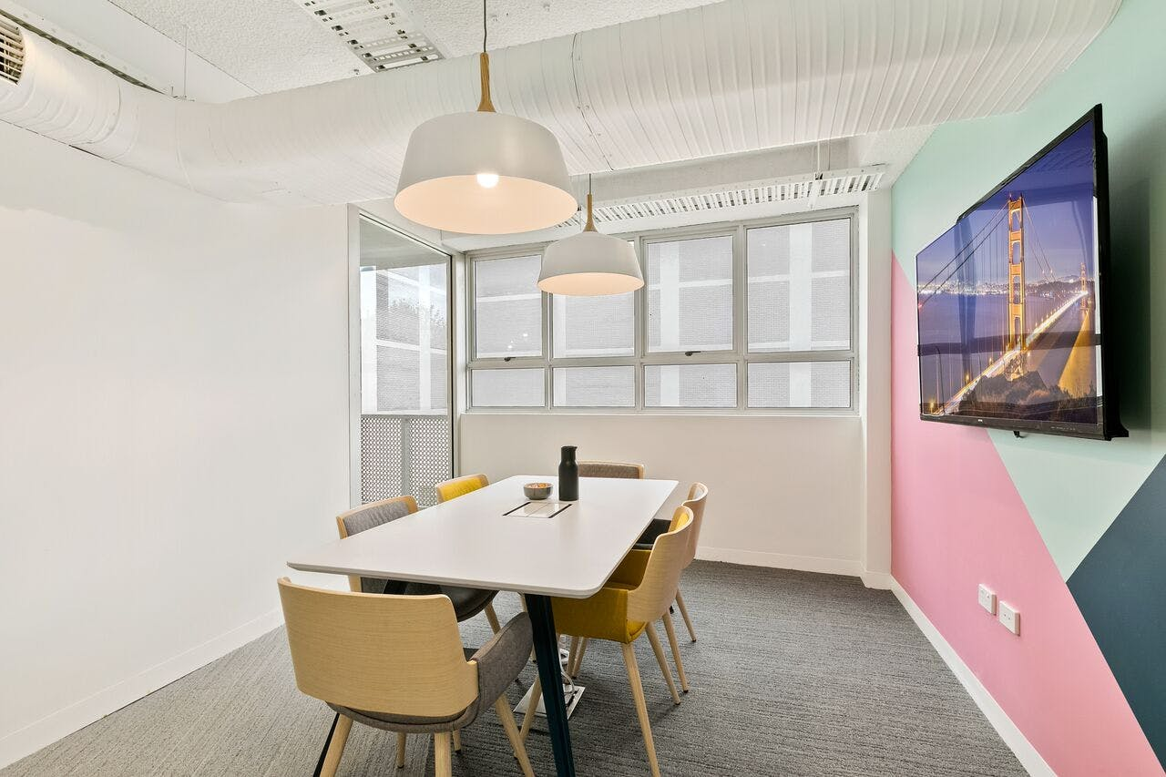 Dedicated desk at Emerge, image 4
