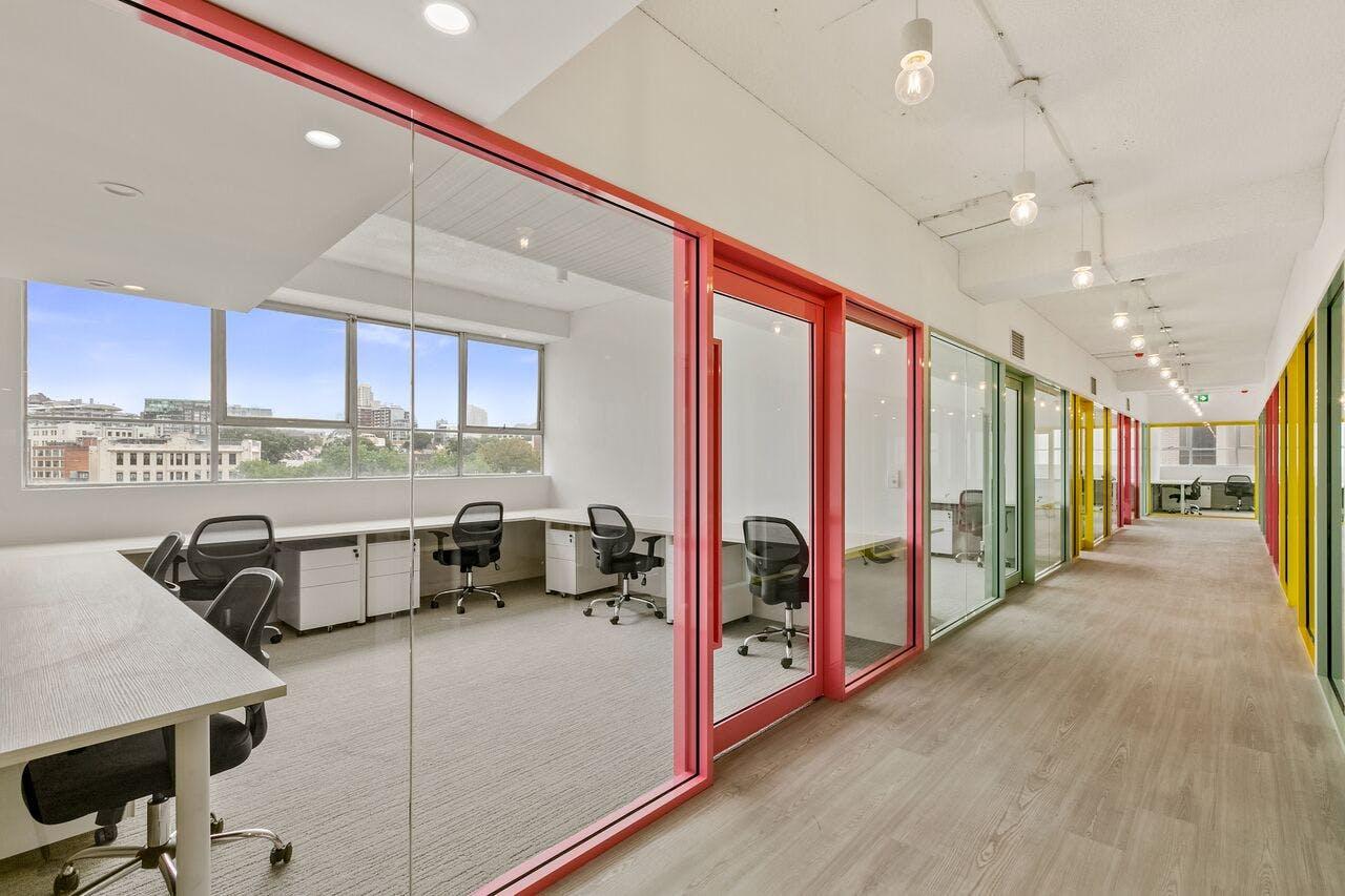 Dedicated desk at Emerge, image 7