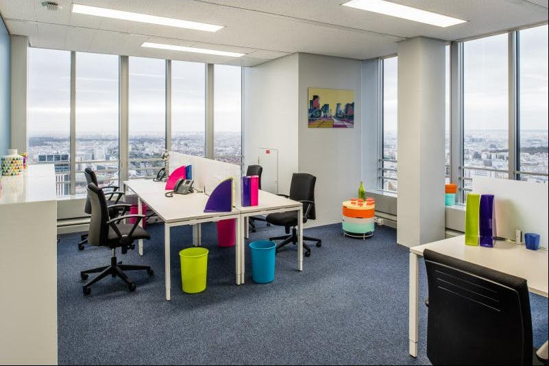 Coworking at St Martins Tower, image 1