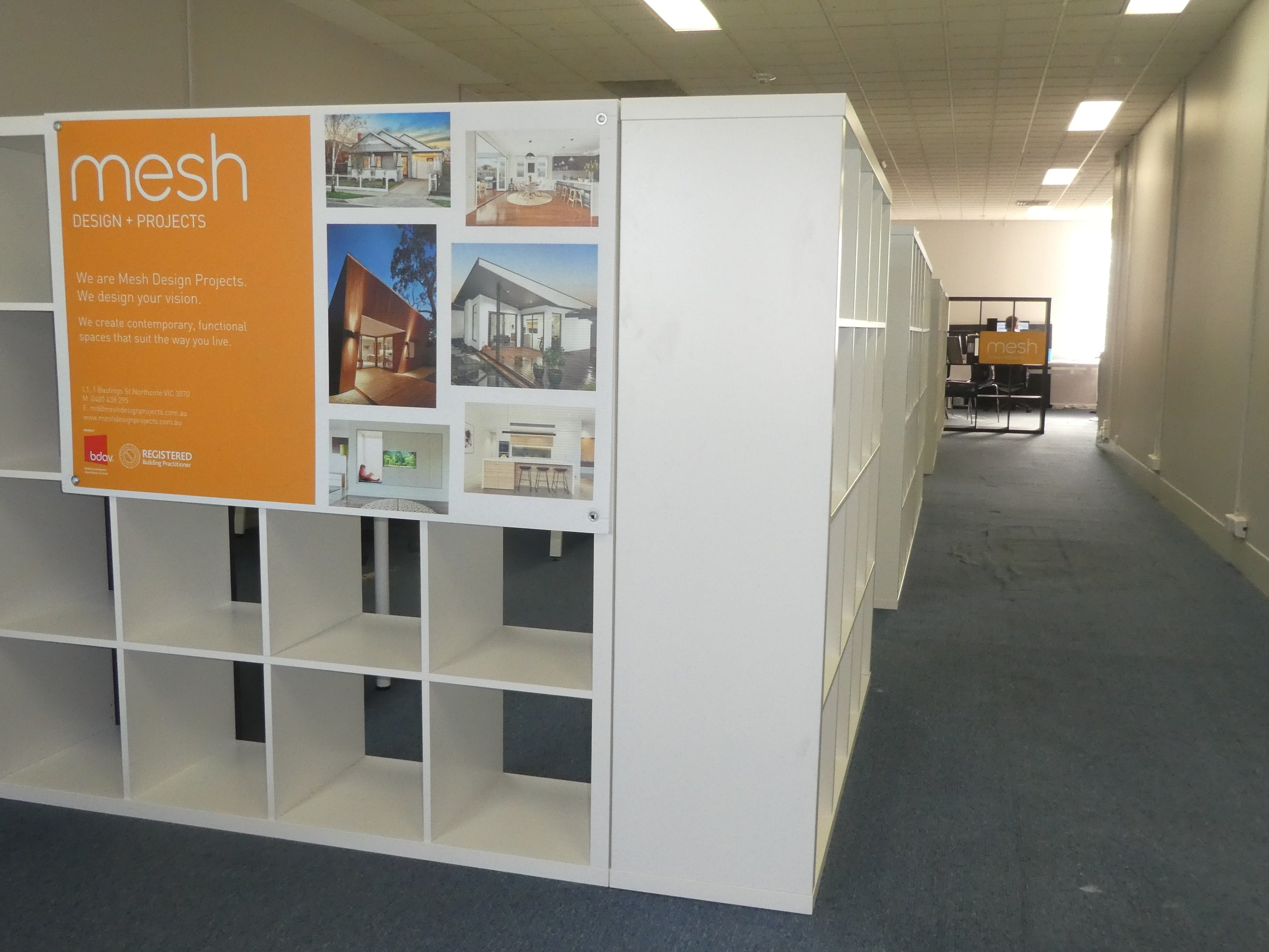 Pod space, shared office at Studio North, image 4