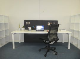 Pod space, shared office at Studio North, image 1