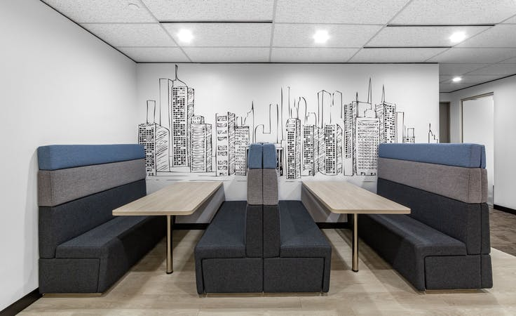 Book a reserved coworking spot or hot desk in Regus Forrest Centre, coworking at Forrest Centre, image 1