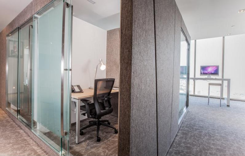 Private office at Forrest Centre, image 2