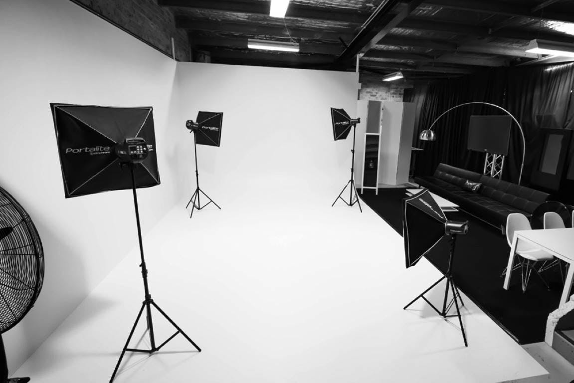 Photo Video Studio 1, creative studio at IICONIC Studios, image 1