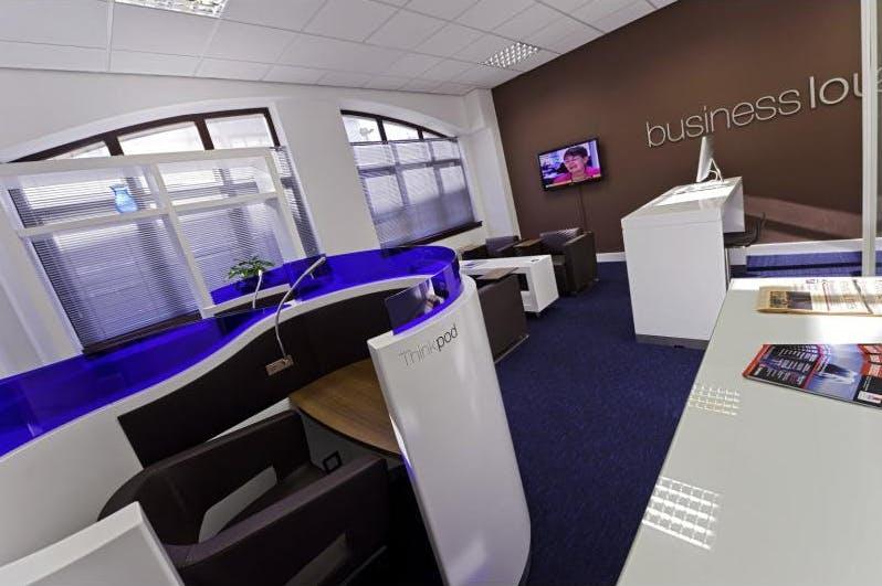 Dedicated desk at Victoria Park, image 1