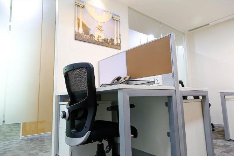 Coworking at IBM Tower - Southbank, image 1