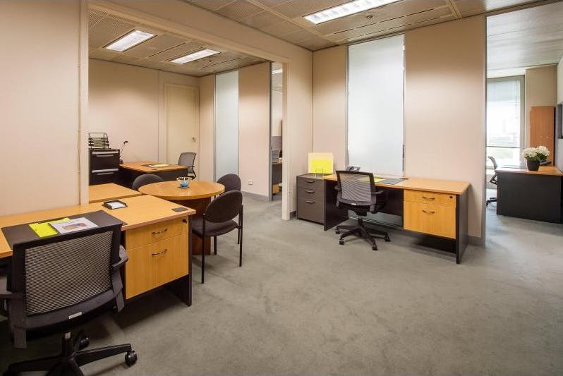Private office at IBM Tower - Southbank, image 1