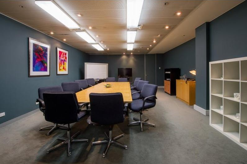 Private office at IBM Tower - Southbank, image 7