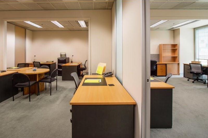 Private office at IBM Tower - Southbank, image 3