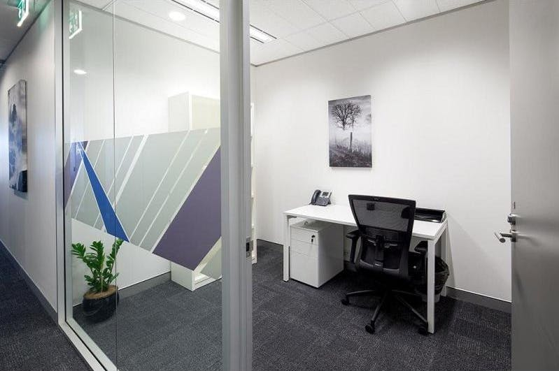 Private office at Blacktown, image 1