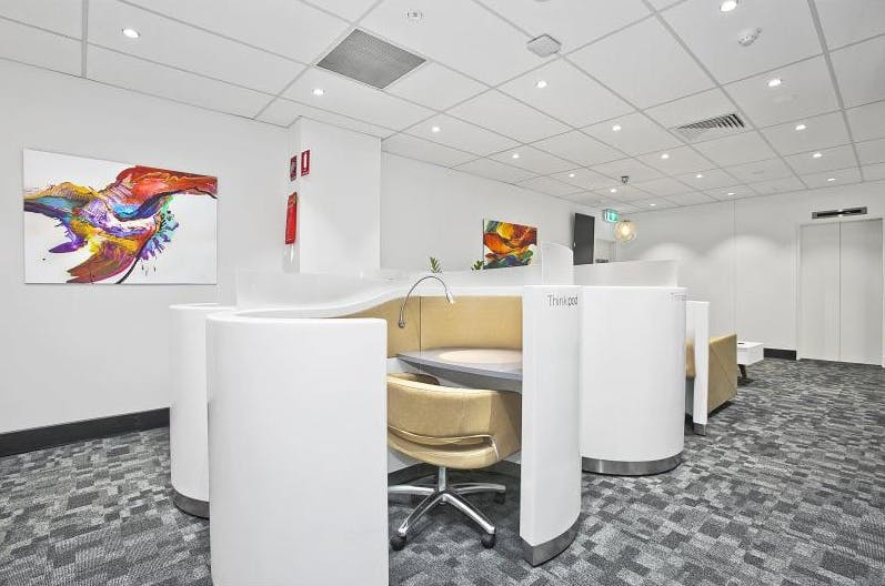 Private office at Blacktown, image 5