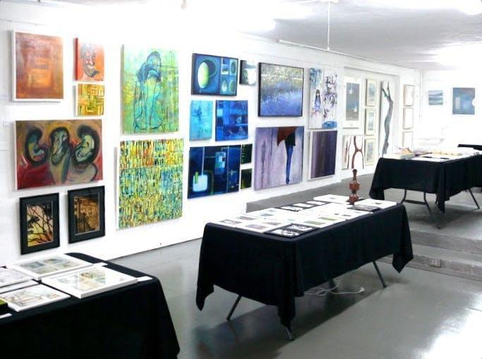 Creative studio at Underground ARTspace, image 1
