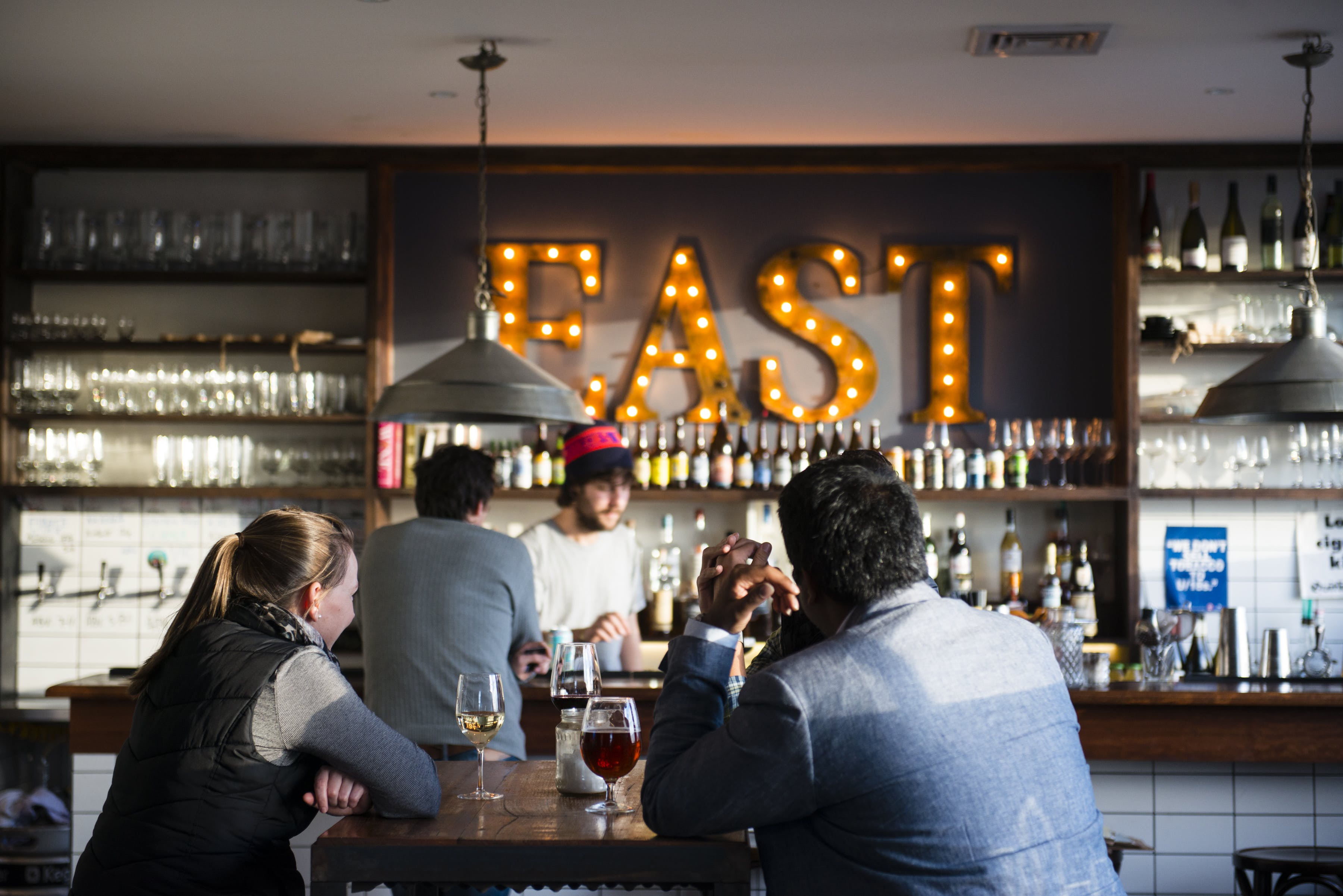 A trendy eatery perfect for small groups or large functions, image 1