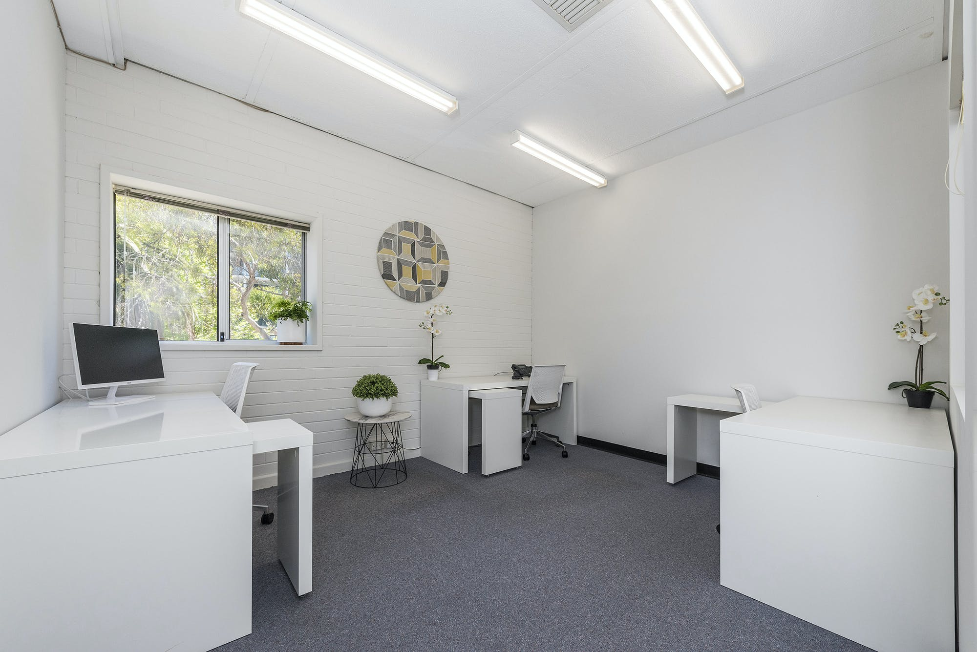 Sommerville Room, private office at Studio 64 - Workspace with Childcare, image 1