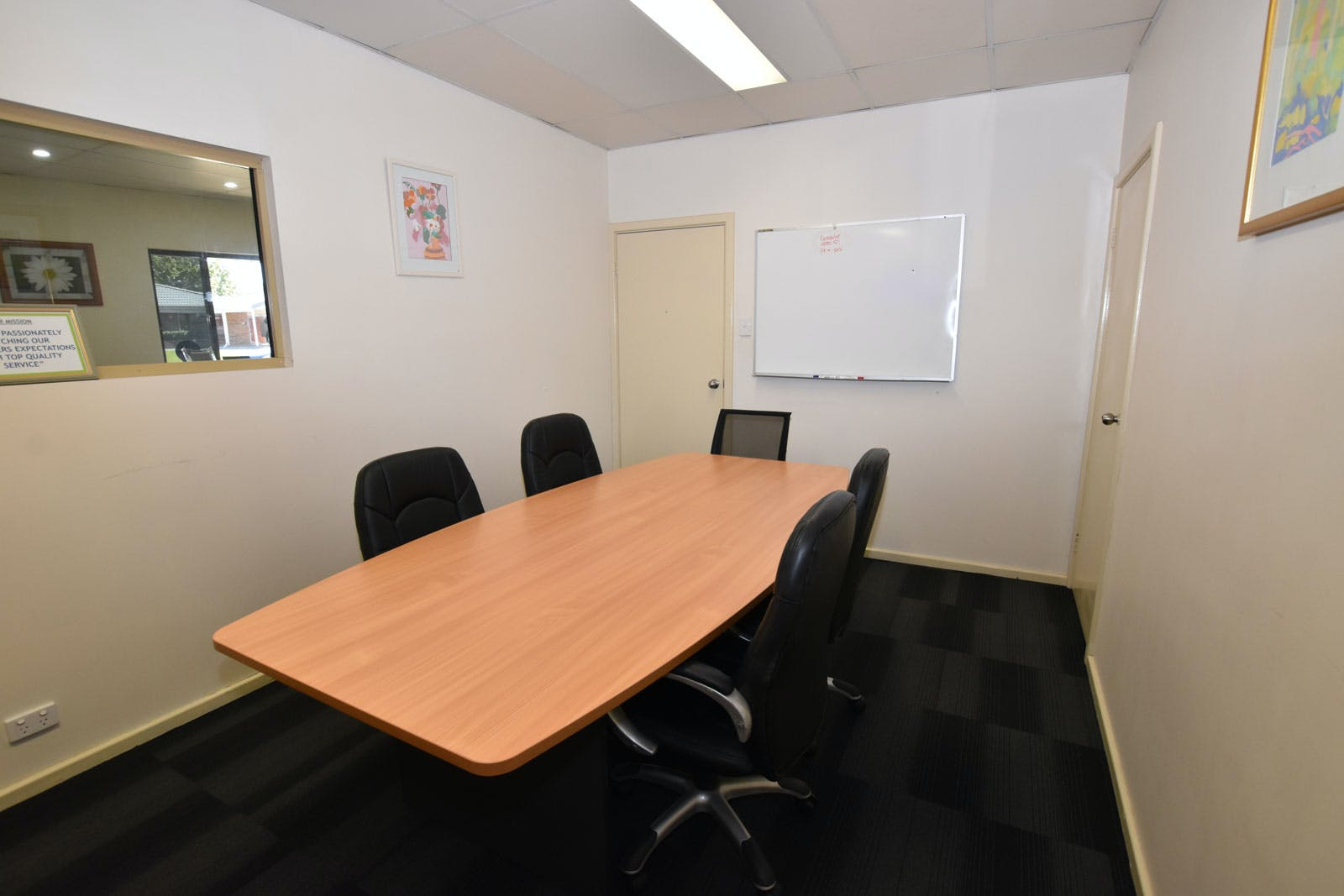 Meeting room at Sanctuary Real Estate, image 3