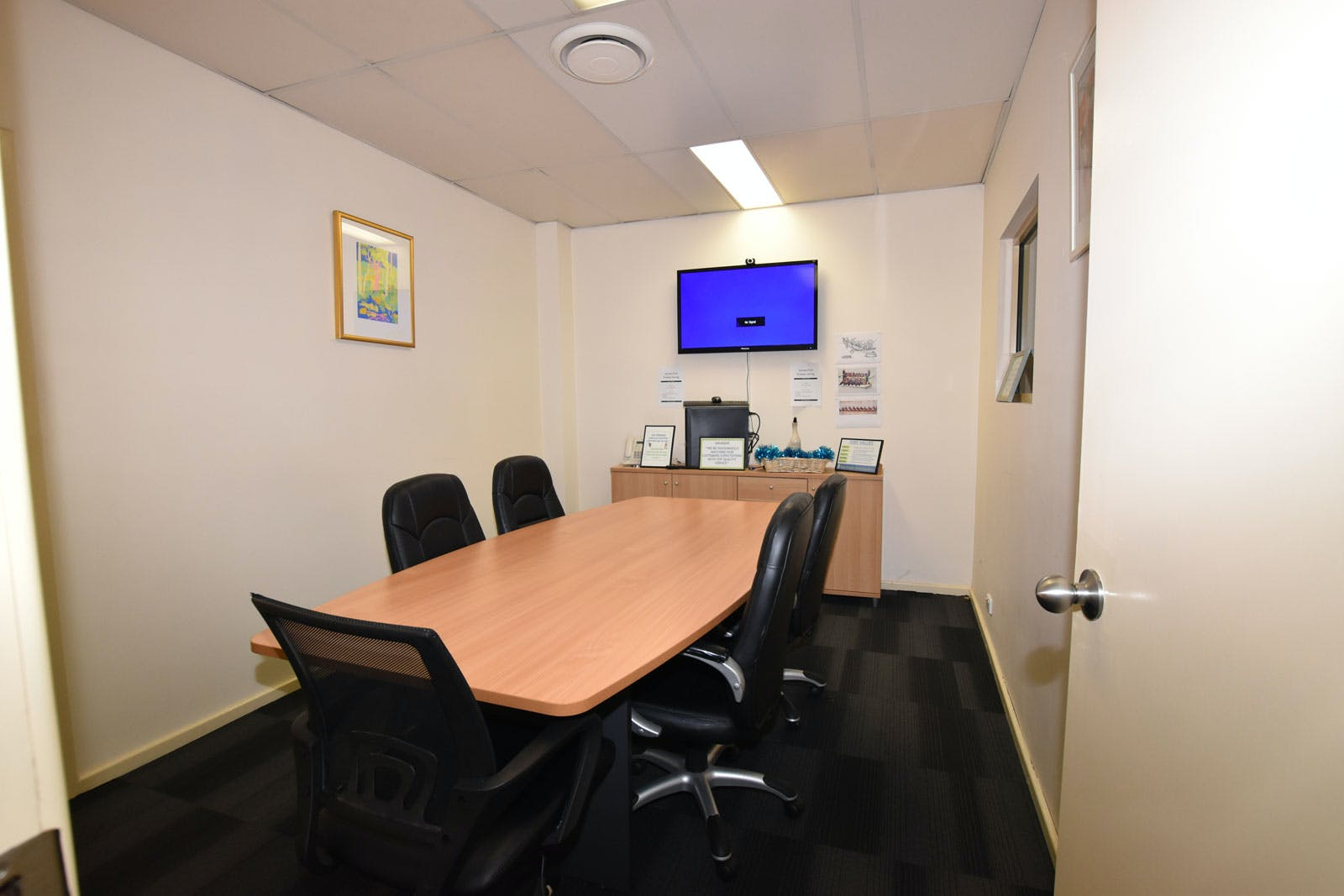 Meeting room at Sanctuary Real Estate, image 2