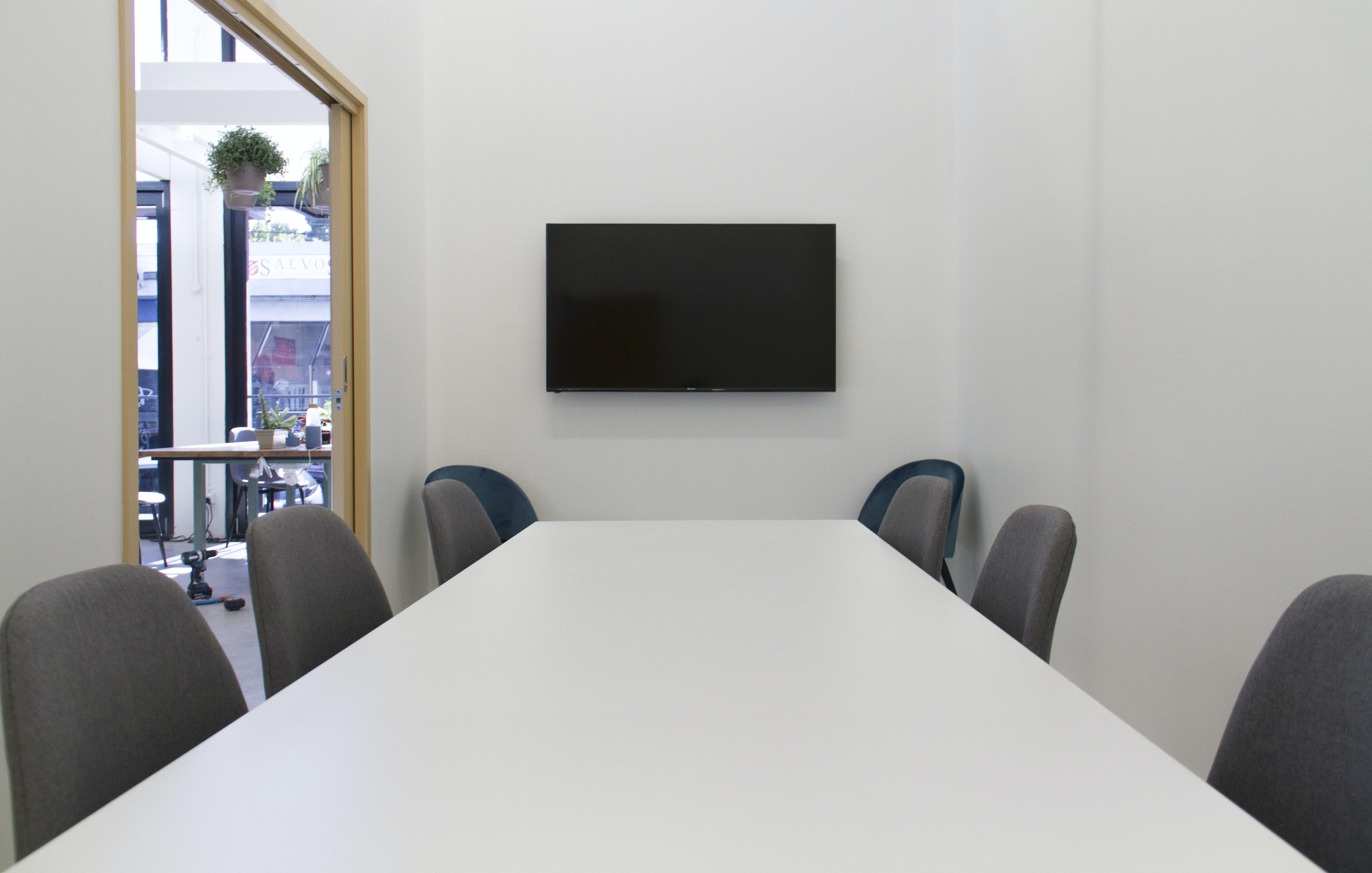 Meeting room at Worksmith, image 1
