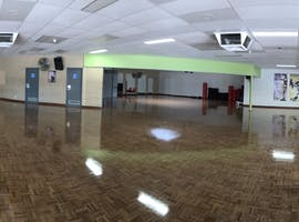 Lower Function Room, multi-use area at Loftus Recreation Centre, image 1