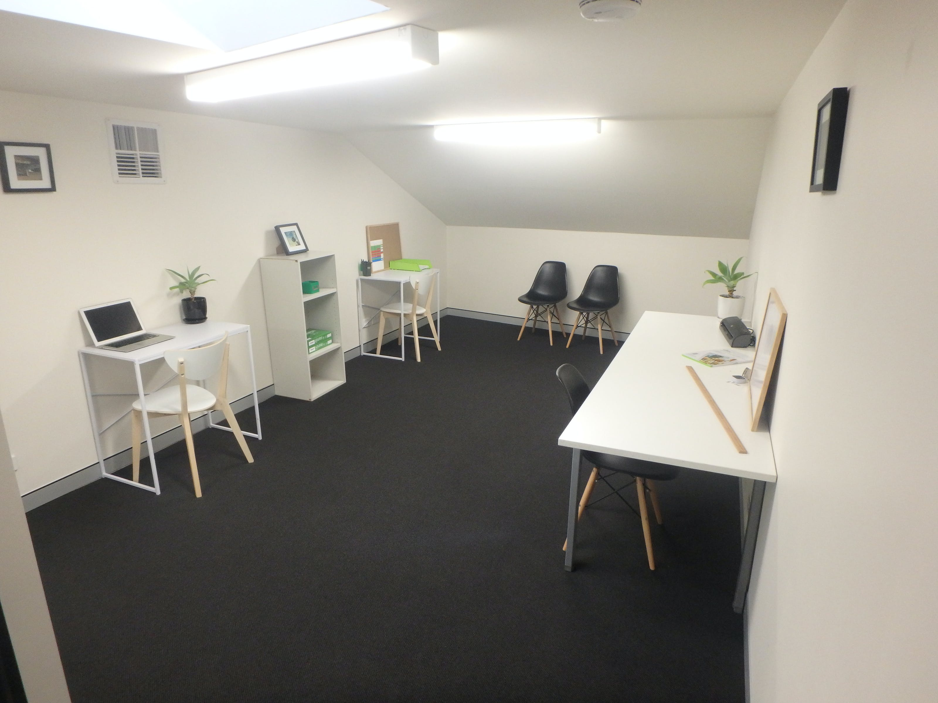 Loft Studio, private office at CoWork Newtown, image 1