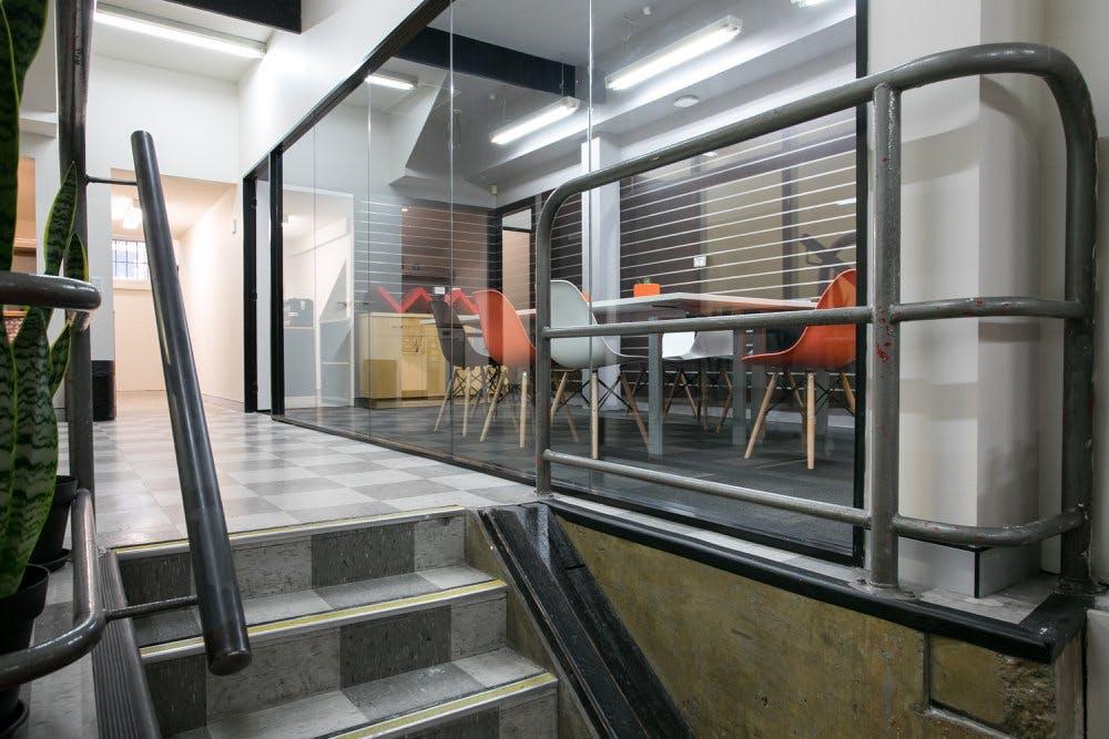 Meeting room at CoWork Newtown, image 2