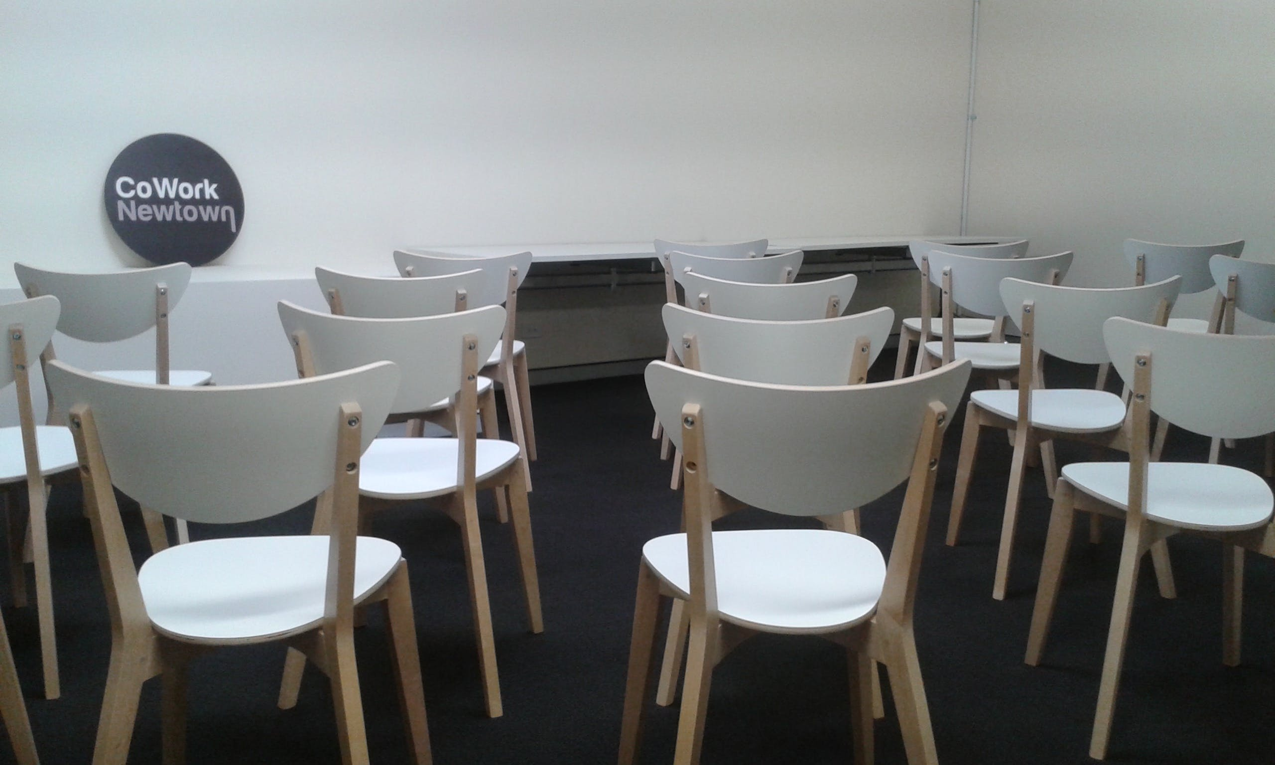 Training room at CoWork Newtown, image 2