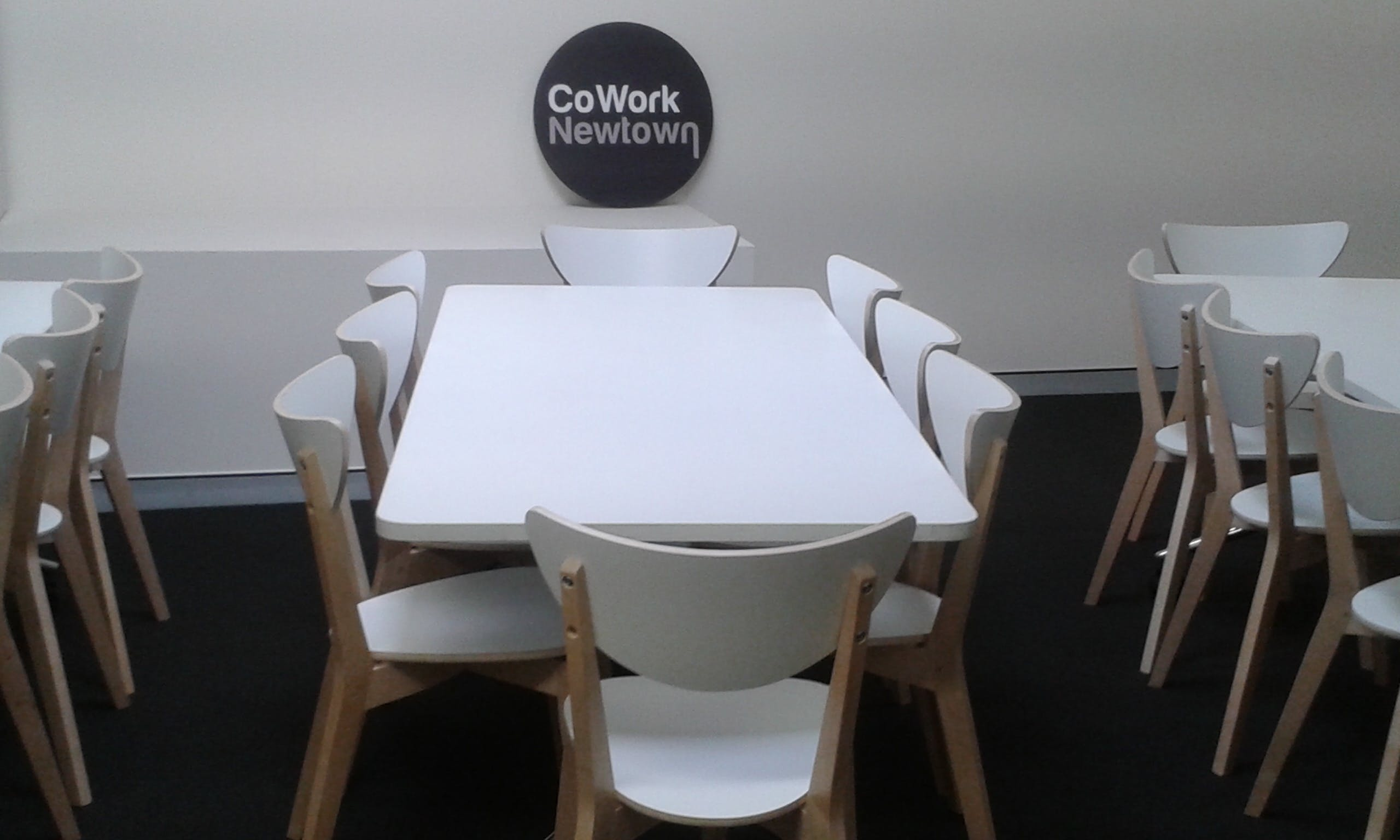 Training room at CoWork Newtown, image 3