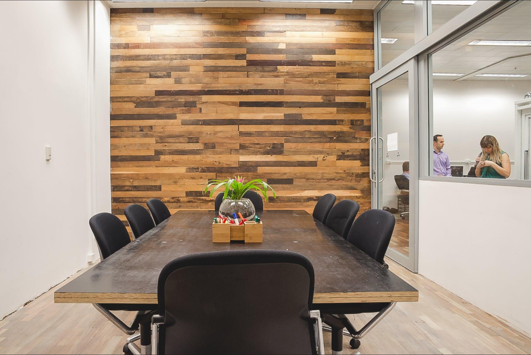 Go, meeting room at Spacecubed, image 1