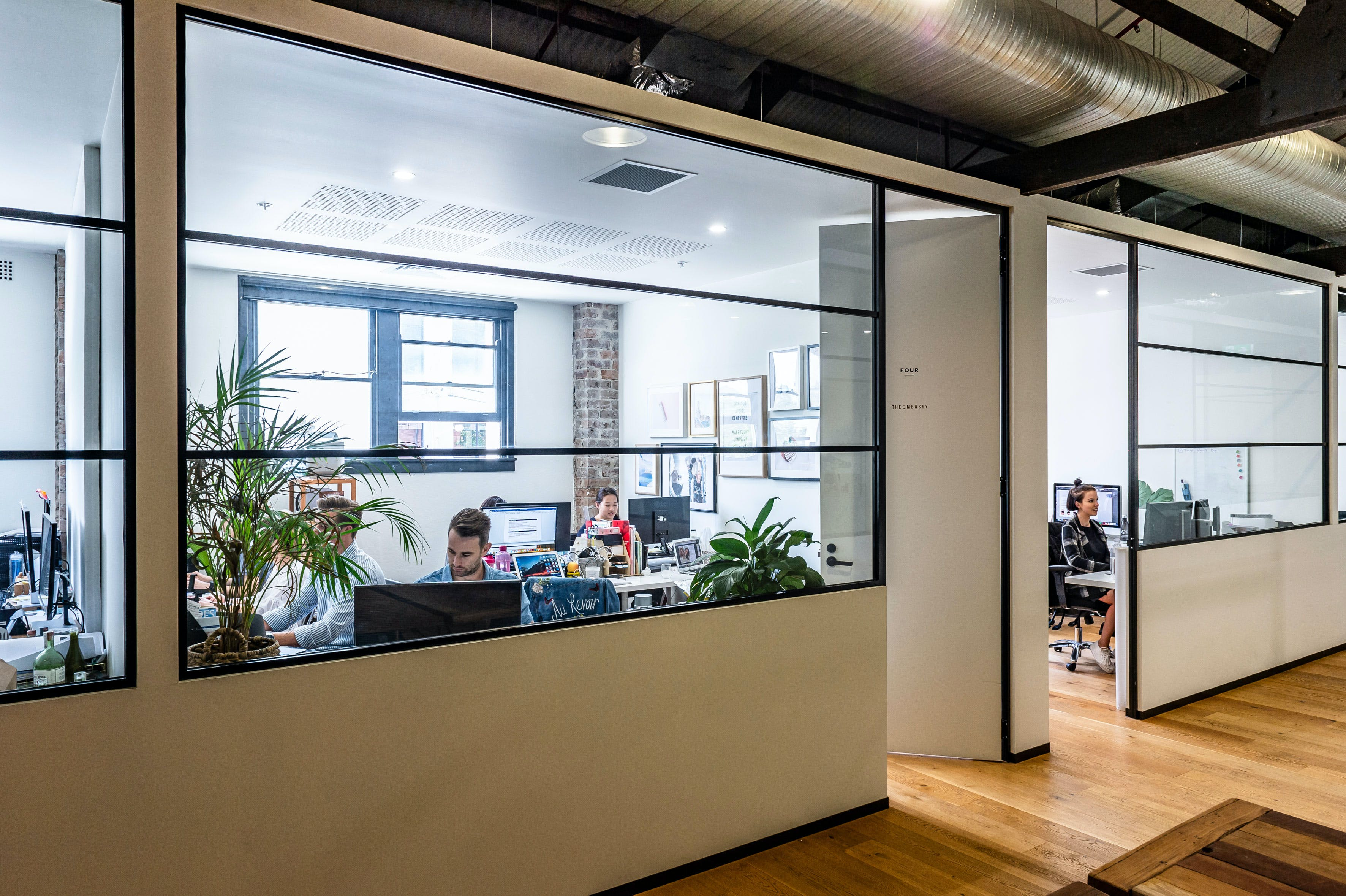 Large Private Office Space, private office at Cohouse Studios, image 1