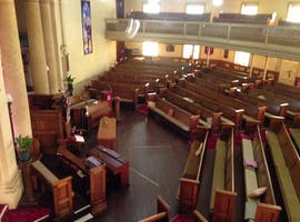 Church, creative studio at Newland Memorial Uniting Church, image 1