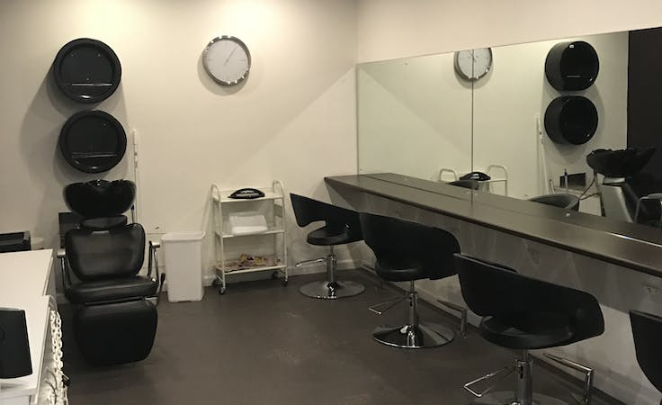 Training room at Morpheus Academy of Hair and Beauty, image 6