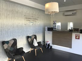Training room at Morpheus Academy of Hair and Beauty, image 1