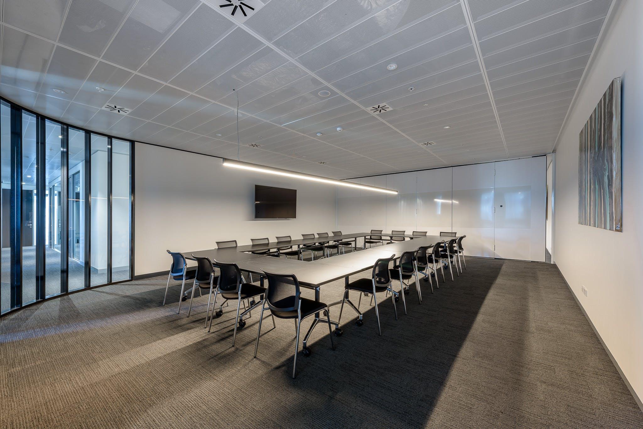 Pier 1 Training Room, training room at Victory Offices   300 Barangaroo Avenue Meeting Rooms, image 1