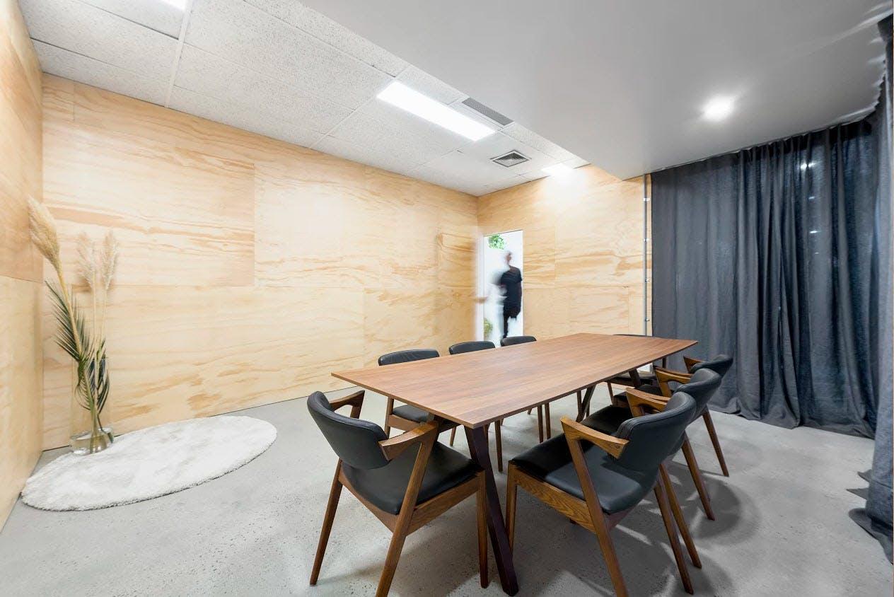 Meeting room at Habitat, image 1