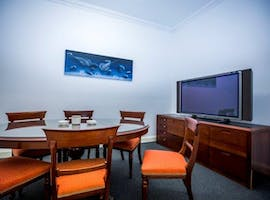 For 6 , meeting room at Newbreedco., image 1