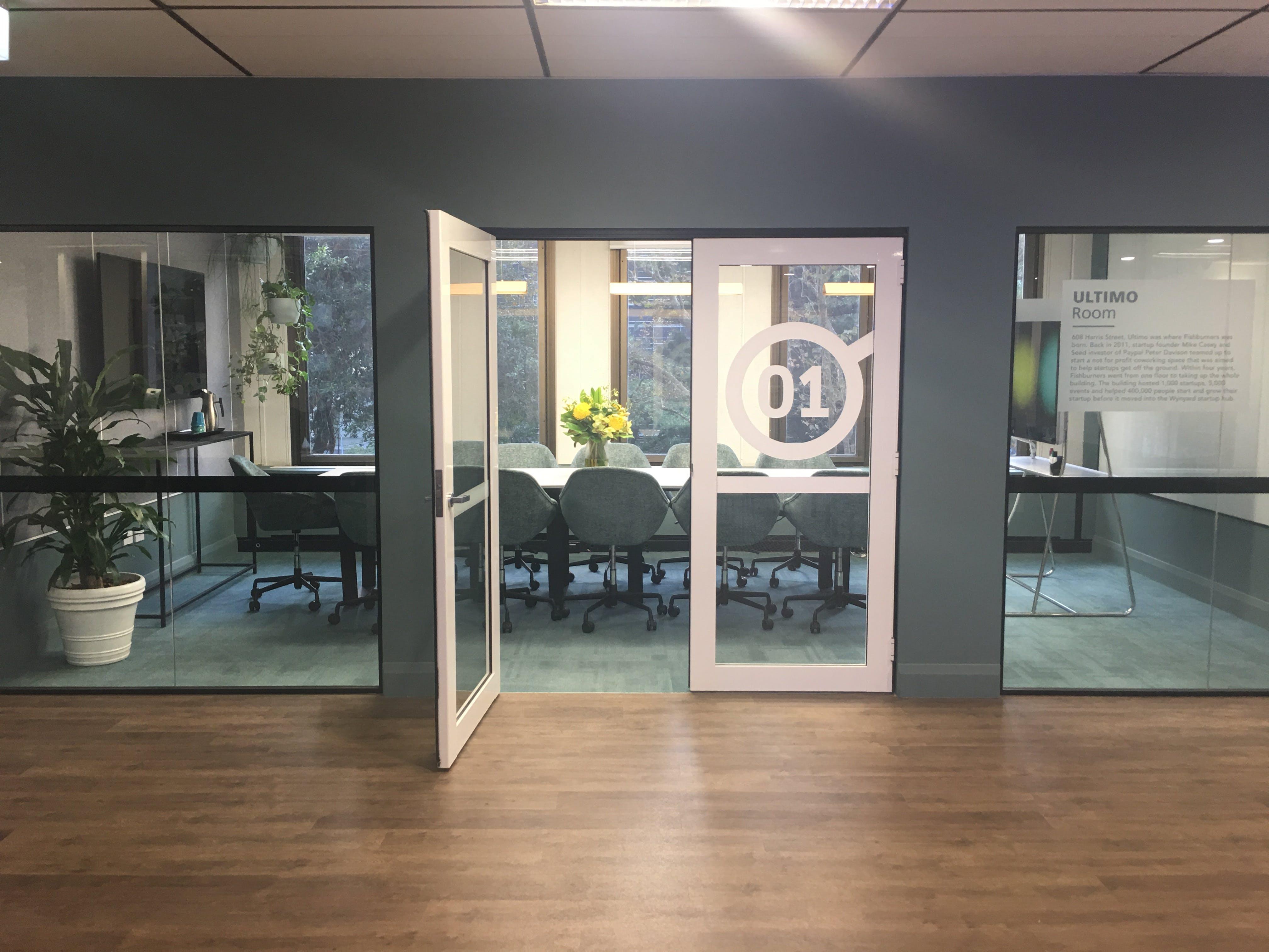 Ultimo Boardroom, meeting room at Fishburners Sydney, image 1